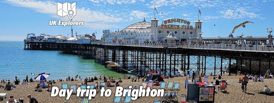 Day trip to Brighton