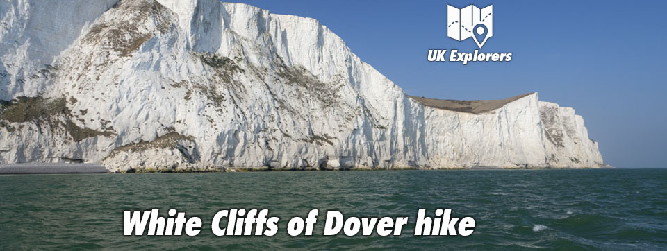 White Cliffs of Dover hike