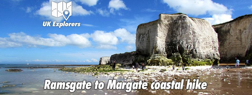 Ramsgate to Margate coastal hike