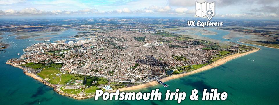 Portsmouth trip & hike
