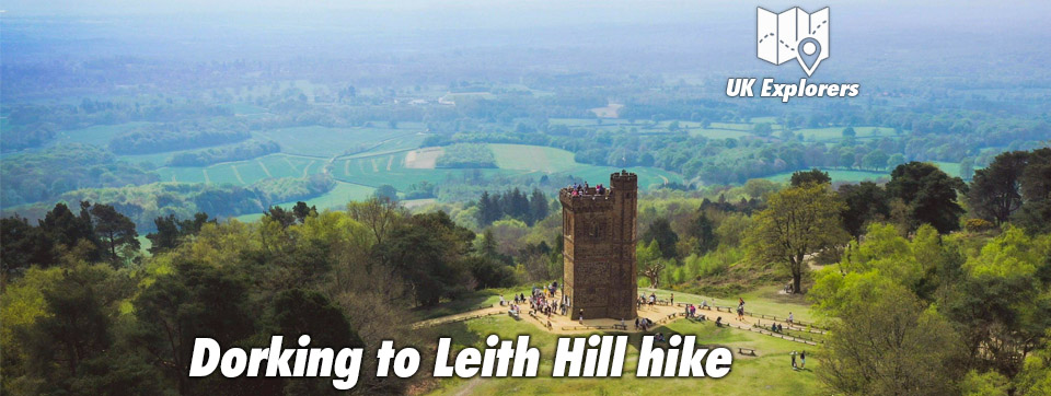 Dorking to Leith Hill hike