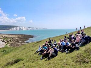 Seven Sisters coastal hike